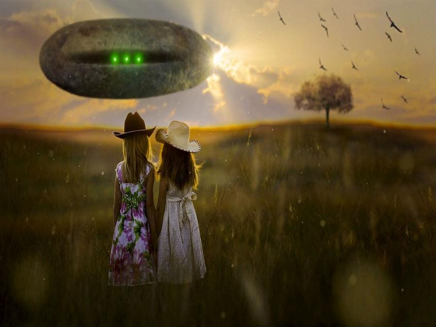 What Happened On Your Spring break? I Was Abducted By Aliens!