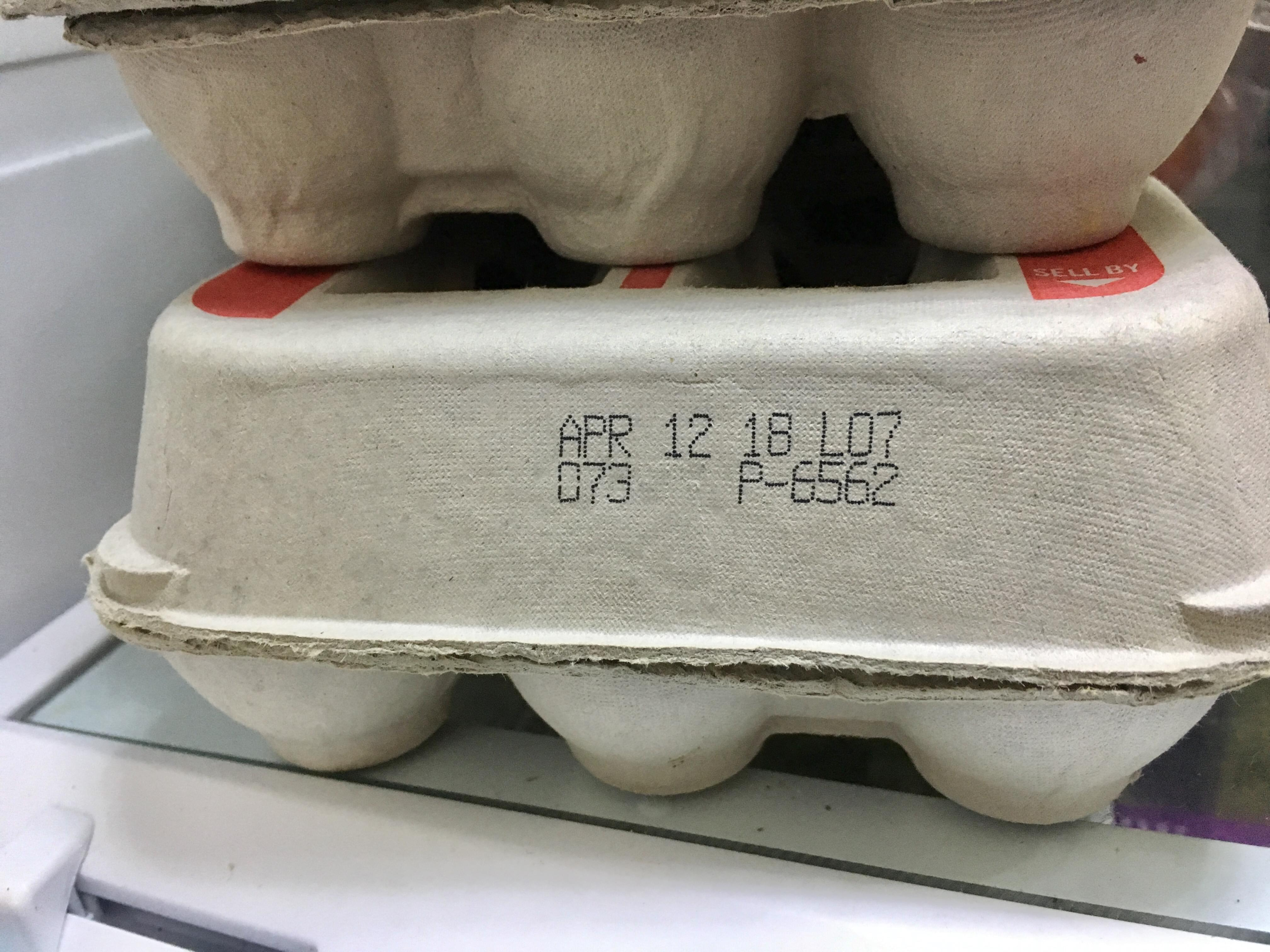 Are Your Eggs Really Fresh?