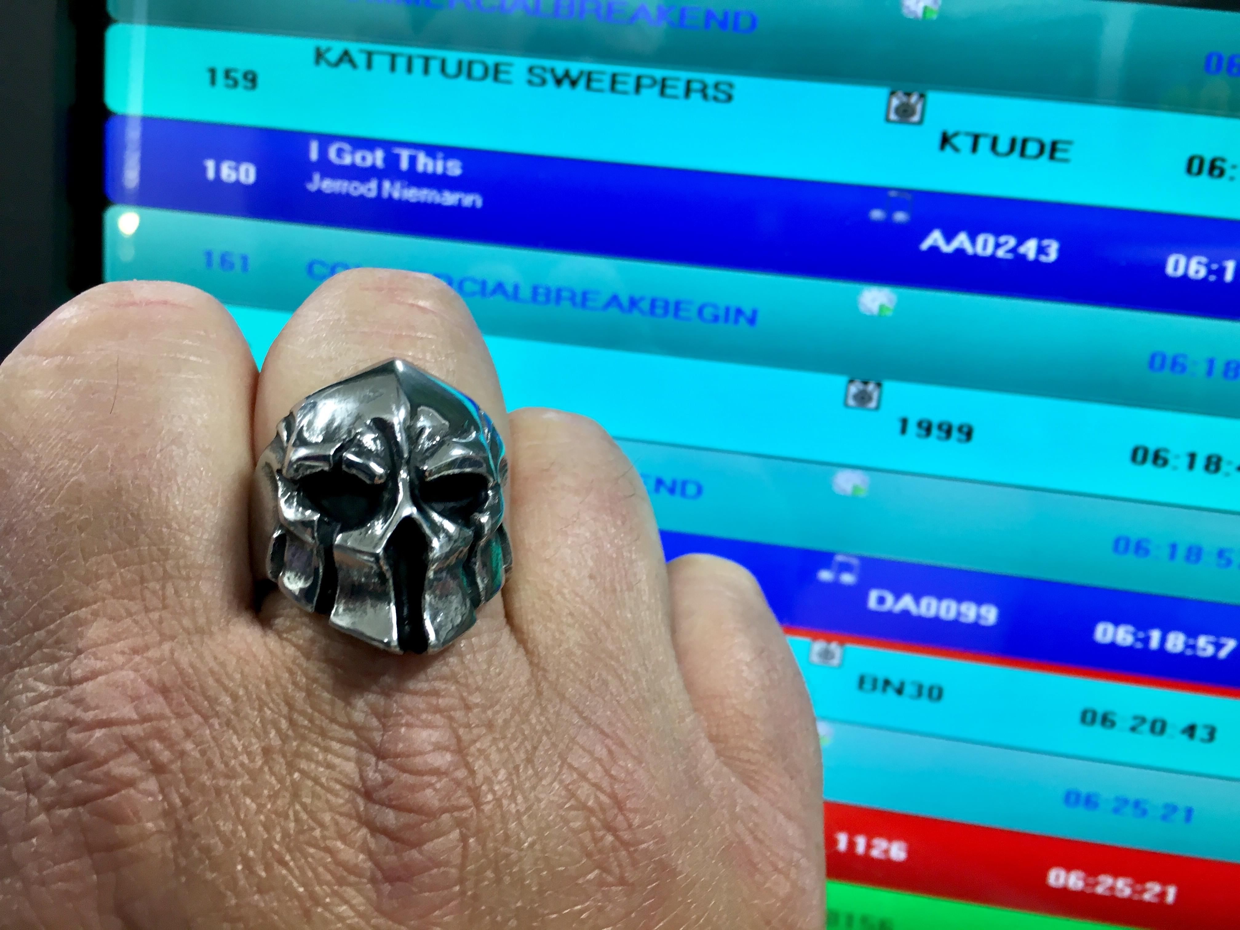 True Tour Bus Story: Wolverine Bling