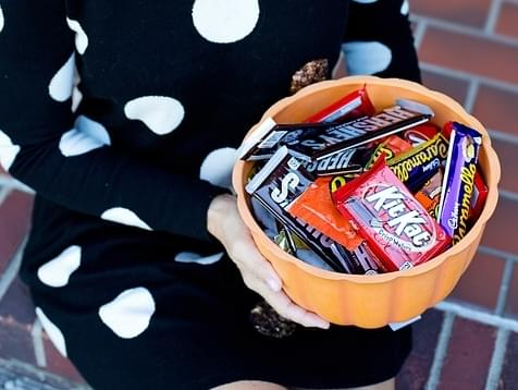 Strangest Thing in Your Kids' Trick or Treat Bag?