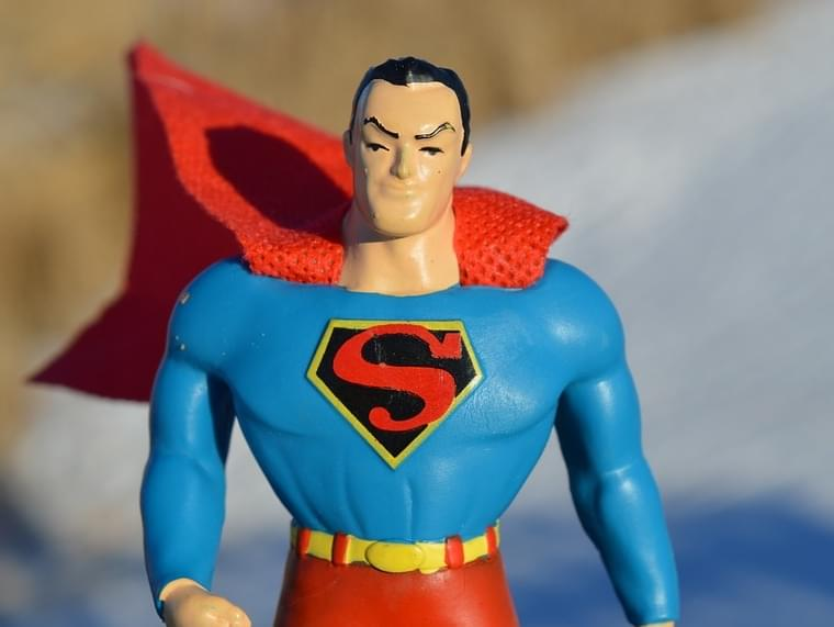 If you were an action figure….