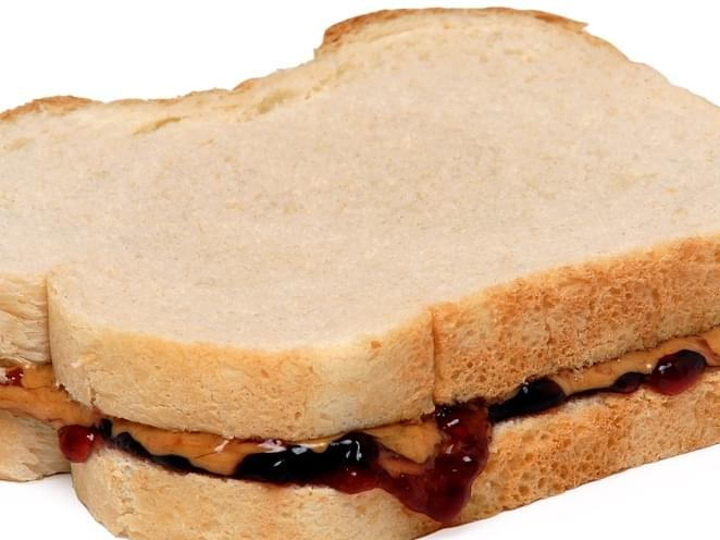 What is the RIGHT way to make a peanut butter and jelly sandwich?