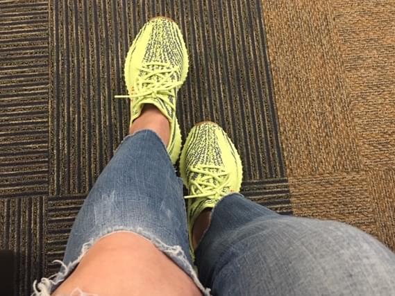 Are you #TeamNoSocks or #TeamAlwaysSocks when you wear sneakers?