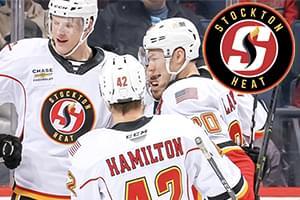 Stockton Heat Hockey