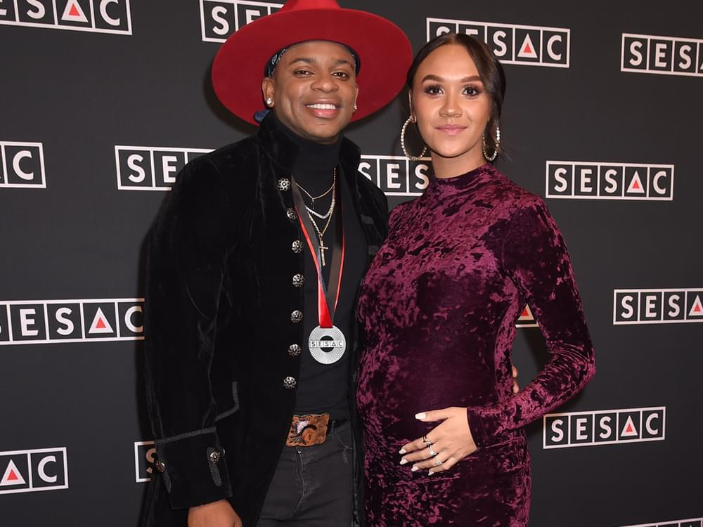"Jimmie Allen and Fiancée Expecting Baby Girl: ""Daughters Present a Different Level of Love"""