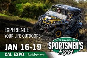 International Sportsman's Expo Jan. 16-19 in Sacramento