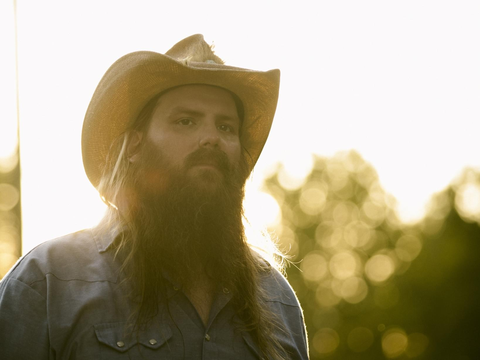 Chris Stapleton is coming to Kat Country! Get pre sale tickets here!