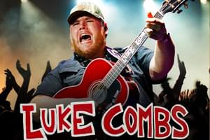 Luke Combs is coming to the Chase Center!