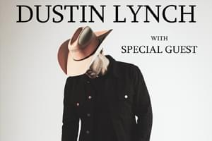 KAT Country 103 Presents Dustin Lynch at The Fruit Yard October 24th!!