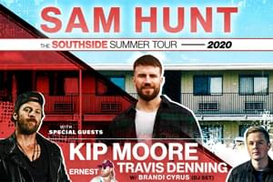 Sam Hunt is coming to Kat Country!