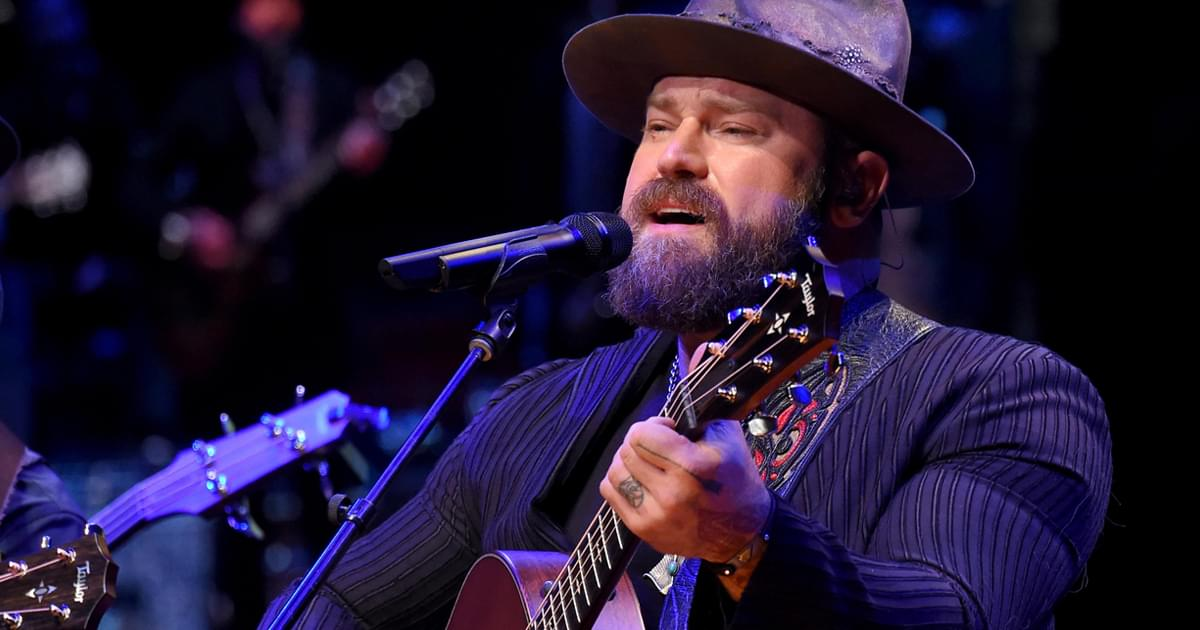 "Watch Zac Brown Band's Live Performance of ""The Man Who Loves You the Most"""