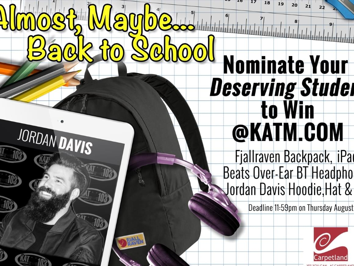 Almost, Maybe Back to School Prize pack!