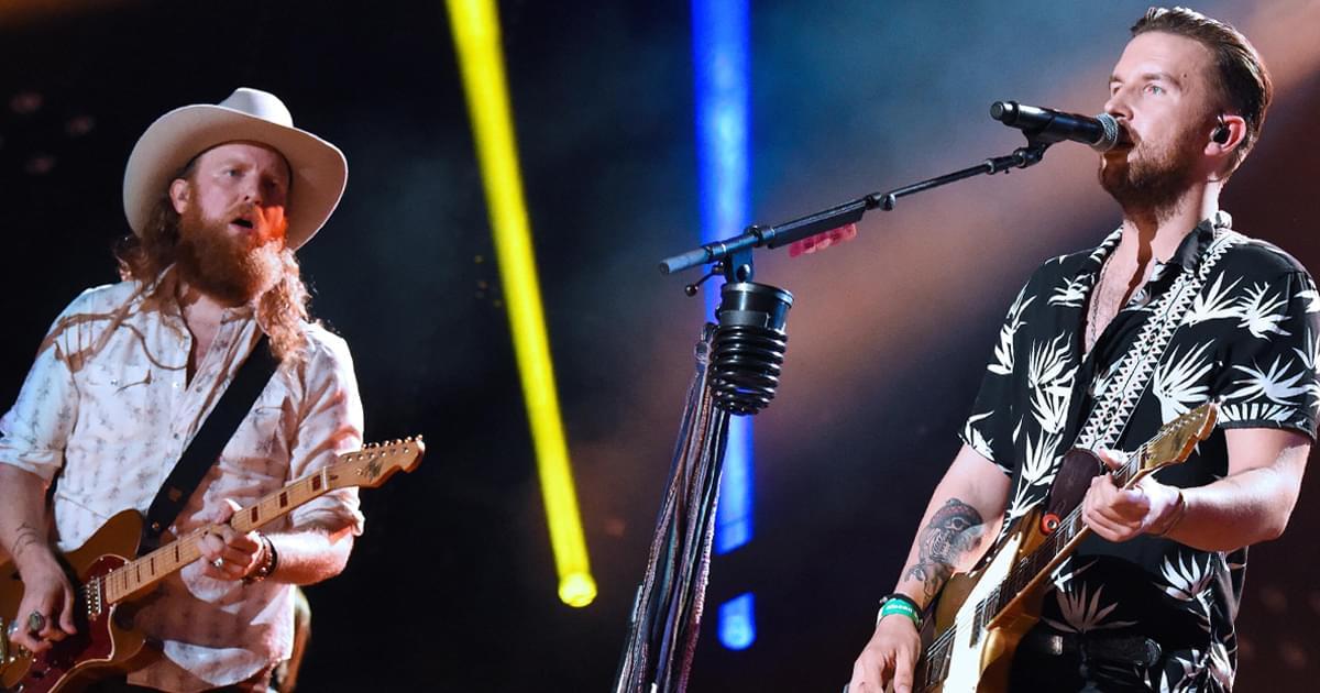 "Brothers Osborne Reveal ""Skeletons"" From Upcoming Album [Listen]"