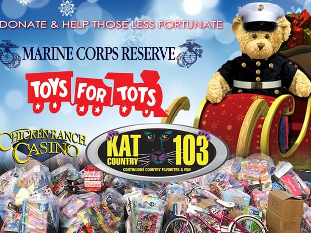 2020 Toys for Tots is here!