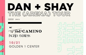 Dan & Shay are coming to Kat Country!!!!