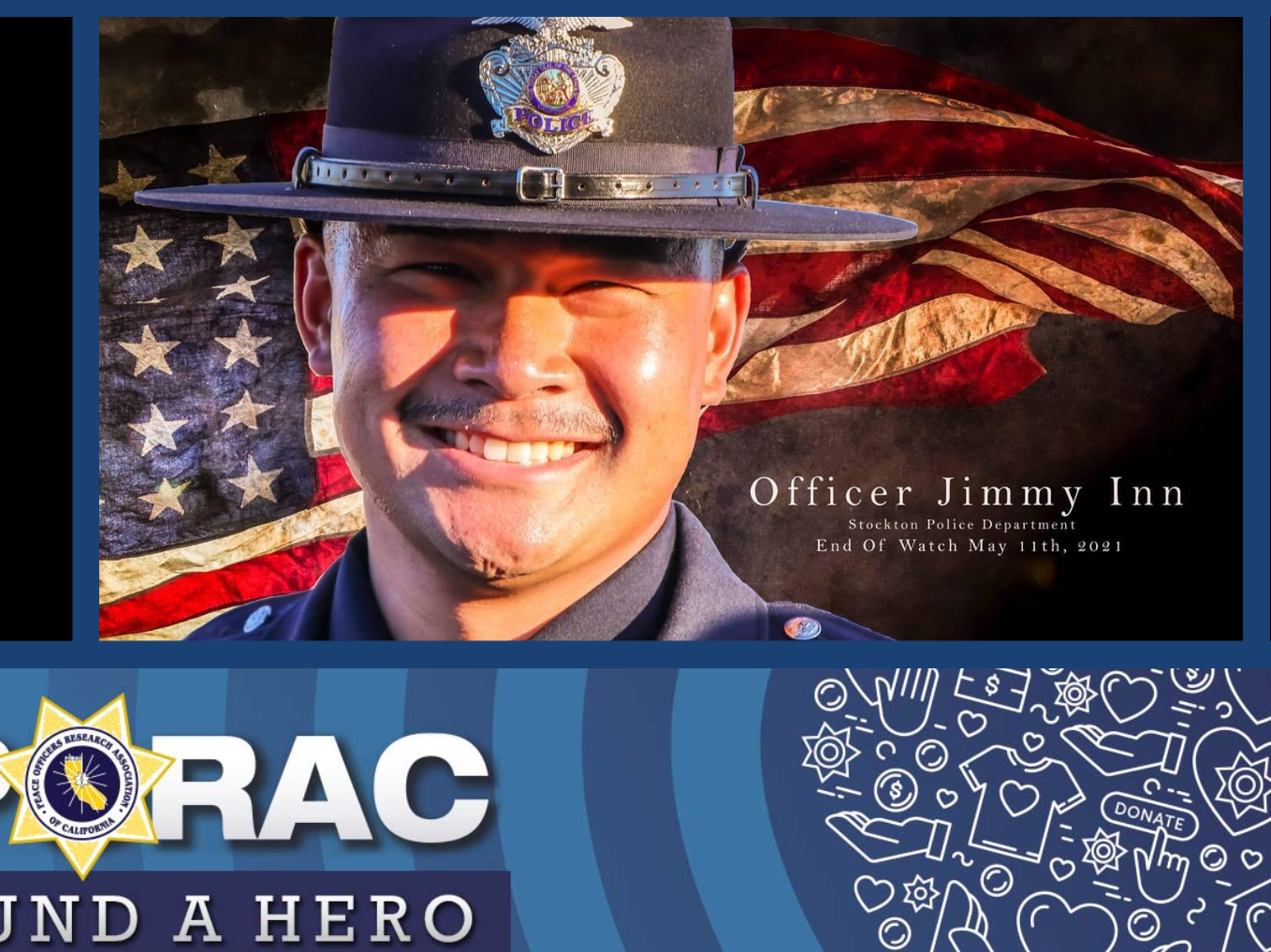 Fund a Hero: The Officer Jimmy Inn Memorial Fund