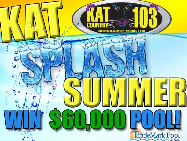 Kat Splash Summer 2021 is here! Your chance to win a new pool…