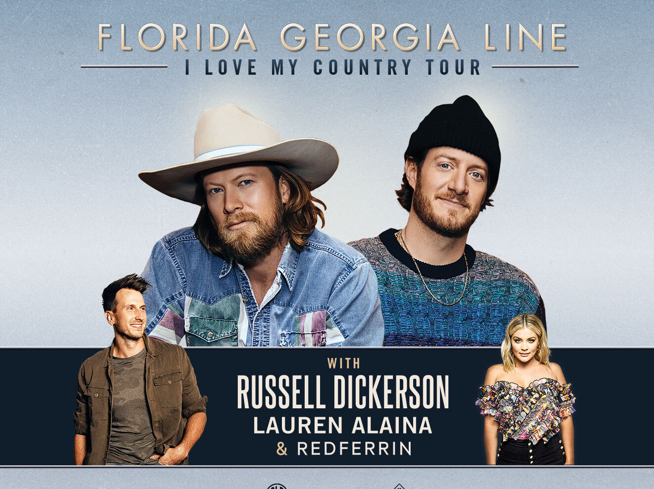 Step inside for your chance to win a pair of tickets to see Florida Georgia Line!!!!