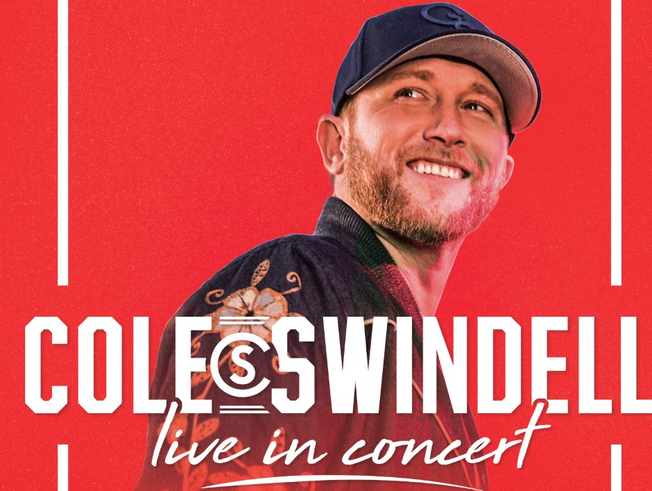 Cole Swindell is coming to Kat Country!