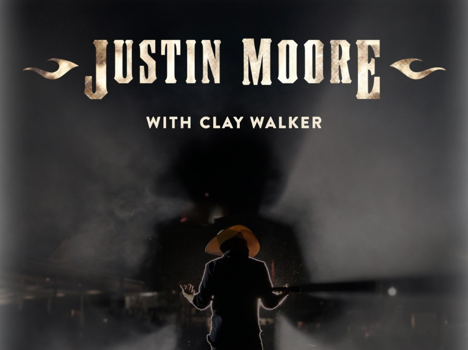 Justin Moore is coming to Kat Country!!!