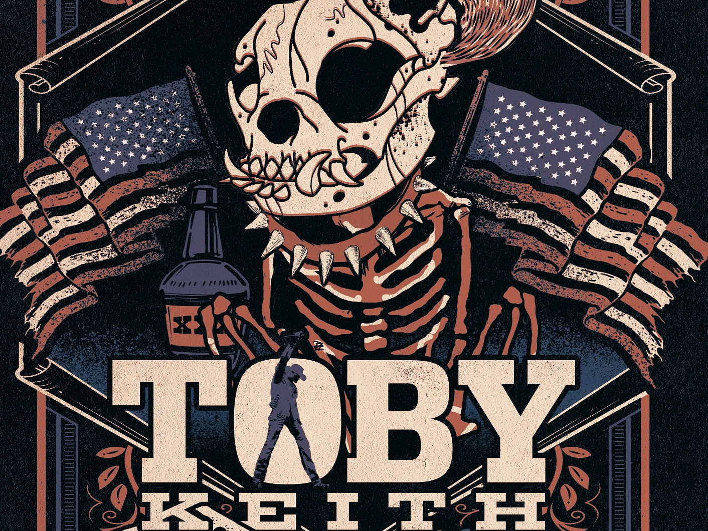 Toby Keith is coming to Kat Country!