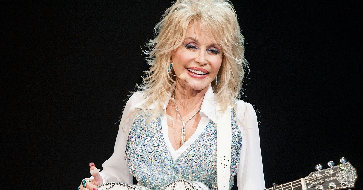 Dolly Parton Joins James Patterson for Music City Mystery