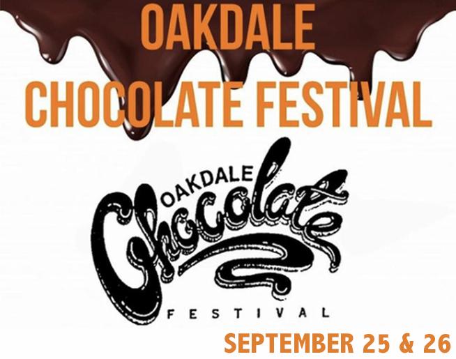 Oakdale Chocolate Festival