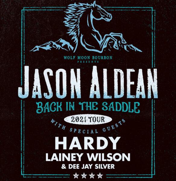 Jason Aldean Back In The Saddle Tour