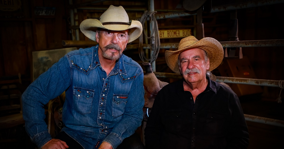 Bellamy Brothers' Album – Covers From The Brothers – Available Now