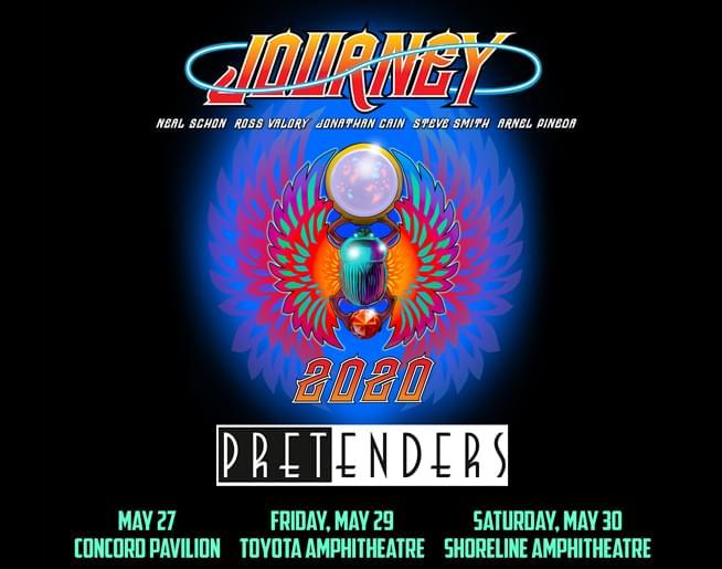 Journey 2020 Tour.Journey 2020 Tour Tour 2020 Infiniteradio