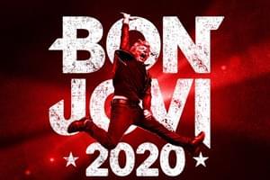 Bon Jovi 2020 with Bryan Adams