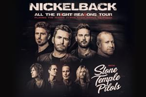 Nickelback w/ STP