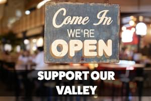 Support Our Valley