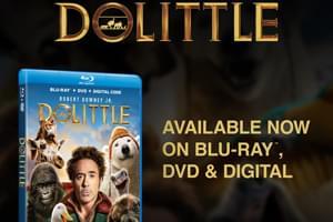 DOLITTLE – starring Robert Downey Jr.
