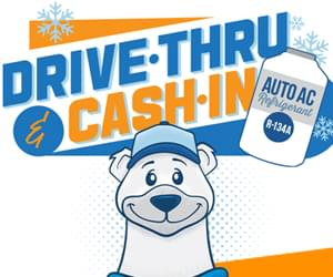 Cash In A Can Event