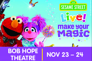 "Sesame Street Live! ""Make Your Magic"""