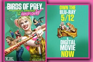 Birds of Prey – Digital Release