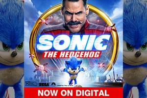 Sonic The Hedgehog – Now on Digital