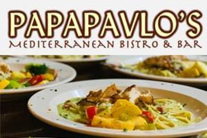 PAPAPAVLO'S BISTRO & BAR – Office Lunch Delivery