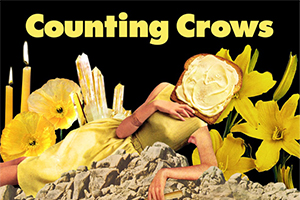 Throwback Show – Counting Crows @ Ironstone Sept. 6