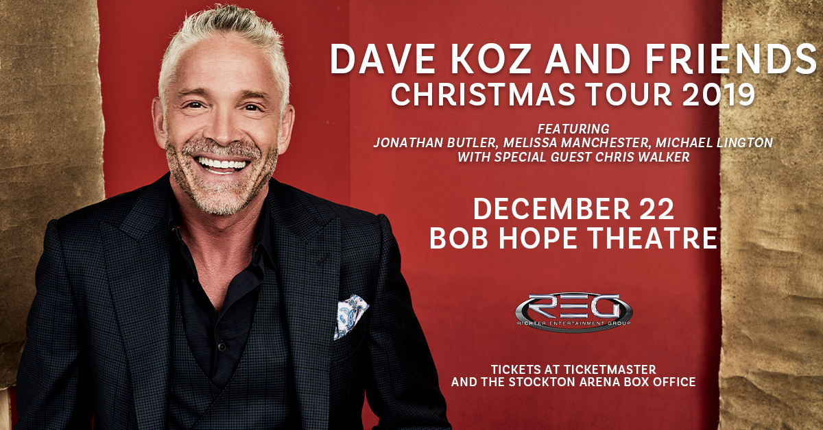 Dave Koz and Friends Christmas Tour 2019