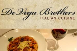 Win Take-Out Dinner for 4 from De Vega Brothers in Stockton