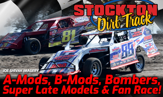 Stockton Dirt Track -April 24