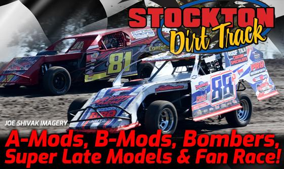 Stockton Dirt Track -April 24