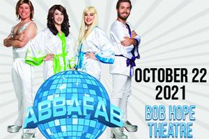 Abba Fab at Bob Hope Theatre
