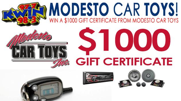 Modesto Car Toys