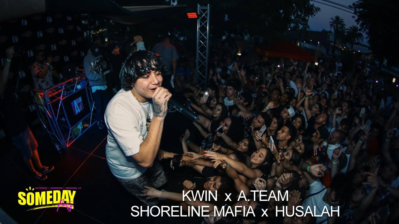 SOMEDAY PARTY w/ Shoreline Mafia & Husalah