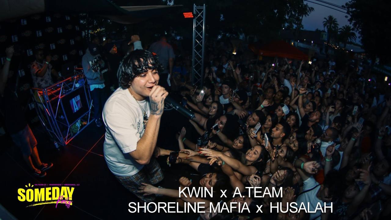 SOMEDAY PARTY w/ Shoreline Mafia & Husalah