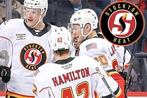 Stockton Heat Hockey