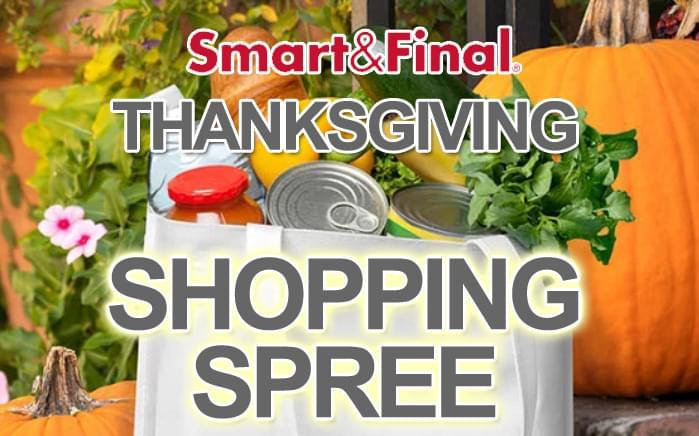 Smart & Final Thanksgiving